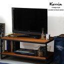 テレビ台 ローボード 木製 北欧 スチール ヴィンテージ ラック 棚 おしゃれ 木棚 インダストリアル テレビボード 収納…