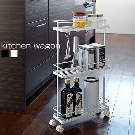 Exceptional Slim Kitchen Trolley Tower Slim Kitchen Trolley Kitchen Storage Kitchen  Trolley Kitchen Rack Space Wagon Kitchen Wagon Castors Simple Shelf Storage  Rack ...