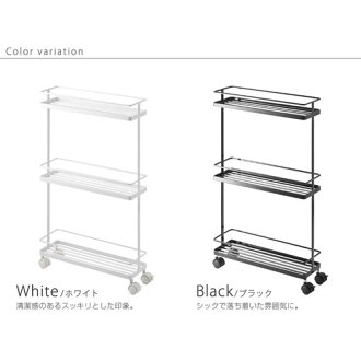 White Kitchen Trolley ymworld | rakuten global market: slim kitchen trolley tower slim