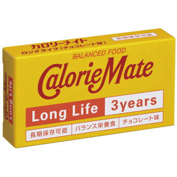 カロリーメイト・ロングライフ(1箱2本入×60個入)(賞味期限3年))