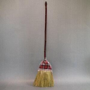 座敷箒 カバー長柄  座敷ほうき 座敷ホーキ 和ほうき 和室 畳 床 室内 長柄 長さ140cm 清掃用品 掃除道具 エコ