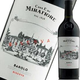 ミラフィオーレ・バローロ・リゼルヴァ 2007