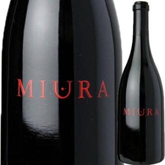 미우라・피노・느와르・피조니・빈 야드 산타・루시아・하이란즈 2010 | 와인 레드 와인