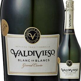 バルディビエソ・ブラン・ド・ブラン 2014   スパークリング ワイン 結婚祝い スパークリングワイン 誕生日プレゼント 還暦祝い 女性 内祝い 60代 お酒 記念日 ギフト 酒 チリ 出産内祝い わいん 父 プレゼント お返し
