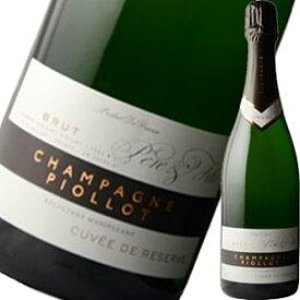 ピオロ・ペール・エ・フィス・キュヴェ・レゼルヴ NV | シャンパン スパークリングワイン ギフト スパークリング ワイン 酒 お酒 結婚祝い 内祝い 出産内祝い 還暦祝い わいん プレゼント 女性 誕生日 父 記念日 お返し