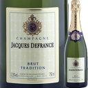 ジャック・ド・フランス・トラディション NV| シャンパン スパークリング ワイン 結婚祝い スパークリングワイン 誕生日 父 プレゼント 還暦祝い 女性 内祝い 60代 お酒 記念日 ギフト わいん 出産内祝い プレゼント お返し