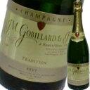 J.M.ゴビヤール・ブリュット・トラディション NV| シャンパン スパークリング ワイン 結婚祝い スパークリングワイン 還暦祝い 女性 内祝い 60代 お酒 記念日 ギフト わいん フランス 出産内祝い 父 プレゼント お返し