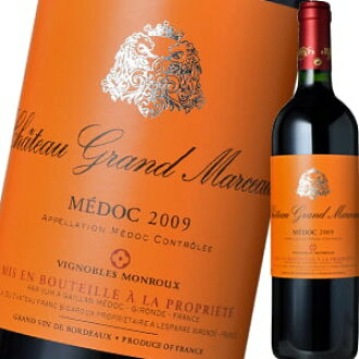Chateau Grand Marceau 2009