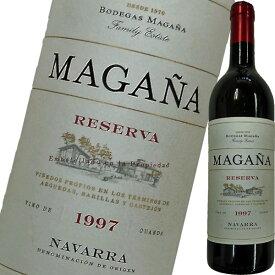 ボデガス・ヴィニャ・マガーニャ・レゼルバ 1997