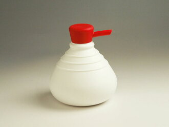 SoapBelly / do Soap Dispenser and soap dispensers (791176-white/red) liquid soap refill replacement bottle, Netherlands-02P01Oct16
