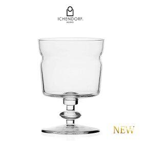 予約9月届 / ICHENDORF MILANO BIANCA Water Stemmed Glass ワイングラス ビアンカ ステム ショート 透明 耐熱ガラス おしゃれ ギフト イタリア イッケンドルフ セール マラソン