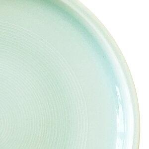 ICHENDORFMILANOティーポット&快山窯青白磁プレート耐熱ガラスおしゃれ人間国宝グラスギフトイタリアイッケンドルフ