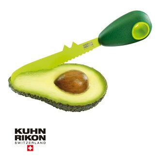 Rion Kuhn/Kuhn Recon (23501-avocado knife) Knife Avocado / avocado knife paring knife
