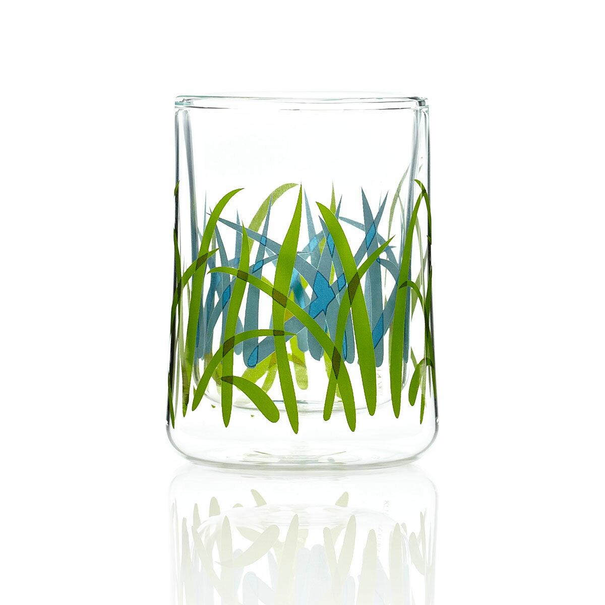 【ポイント20倍】RITZENHOFF リッツェンホフ NATURAL COLLECTION/ナチュラル グラス(Kurz Kurz2)ウォーターグラス・ダブルウォールグラス・ギフト・引出物・ブライダル あす楽