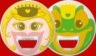 RITZENHOFF / Ritzenhoff ROMEO &JULIET Romeo & Juliet (Melissa Sunjaya-81921024) bottle opener, corkscrew, gifts, gifts, gift,