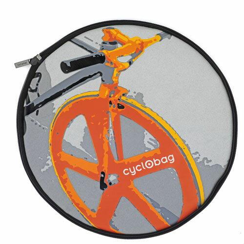 【ポイント20倍】Tintamar/タンタマールcyclobag/シクロバッグ(7NCA02-オランジュ)自転車用バッグ・サイクリングバッグ在庫限り【あす楽】