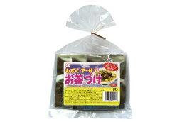 褐藻糖膠很多 ! 與健康和美味的米飯 ! 後飲酒。 最好煮餓餓了 ! Mozuku ASA ochazuke (5 份 × 3 袋) 每 1 服務 13.3 千卡