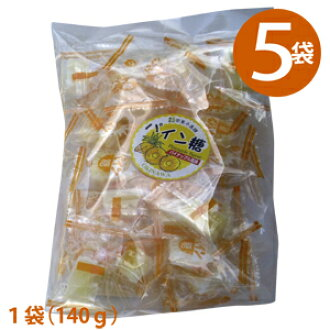 """The fragrance of the southern country is 140 g of a lot of mouths sweetness reserve えめの pine sugar """"pine brown sugar"""" from Okinawa *5 bag"""