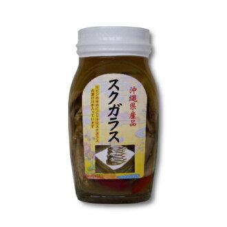 오키나와현 산품 스크가라스 1개(1개・120 g)