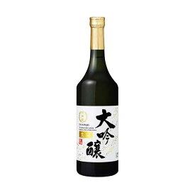 月桂冠 大吟醸 [瓶] 720ml x 12本[ケース販売][月桂冠/日本/清酒/日本酒/15度/中口/やや淡麗]