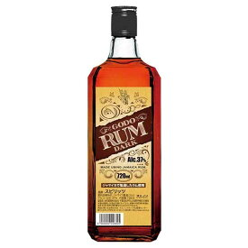 合同 CODO ラムダーク 37度 [瓶] 720ml x 12本[ケース販売][合同酒精/オノエン/スピリッツ/日本/128384]