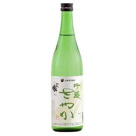 一人娘 吟醸さやか 720ml [山中酒造/茨城県/岡永]【母の日】