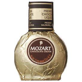 サントリー モーツァルト チョコレートクリーム リキュール ミニチュア 17度 [瓶] 50ml 送料無料(本州のみ) [サントリー オーストリア リキュール YMCLZB]