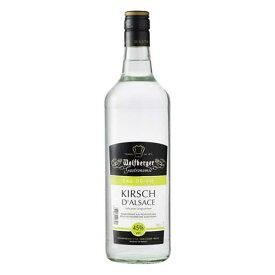 アルザス キルシュ オードヴィ 45度 [瓶] 1L 1000ml [ドーバー洋酒 ブランデー フランス 7802069] 母の日 父の日 ギフト