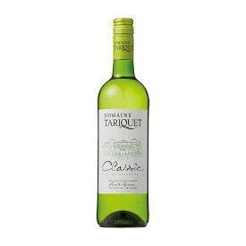 ドメーヌ デュ タリケ タリケ クラシック 750ml[サッポロ フランス ガスコーニュ 白ワイン PH39]