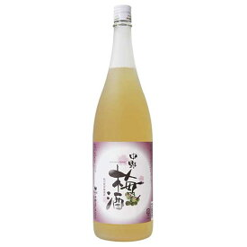 中野BC 中野梅酒 1.8L 1800ml[中野BC 日本 和歌山 梅酒]