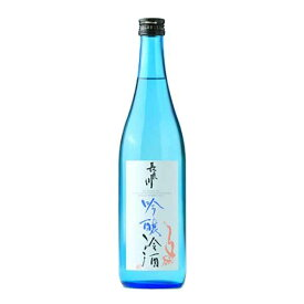 【10%OFF】長良川 吟醸冷酒 720ml x 6本 [ケース販売] [小町酒造/岐阜県/OKN]【ギフト不可】
