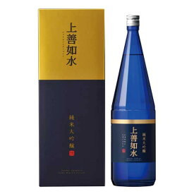 白瀧 上善如水 純米大吟醸 1.8L 1800ml [白瀧酒造/新潟県/OKN]
