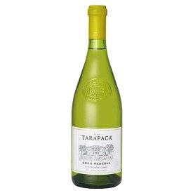 【10%】タラパカ グランレゼルバ シャルドネ 750ml 送料無料(本州のみ) [LJ 白ワイン チリ 80031]