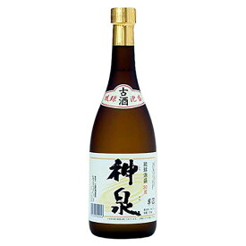上原 神泉電子 古酒 30度 720ml [上原酒造所 / 泡盛]