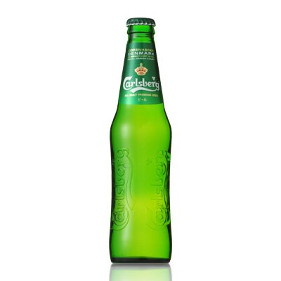 カールスバーグ クラブボトル 330ml x 24本 [ケース販売]