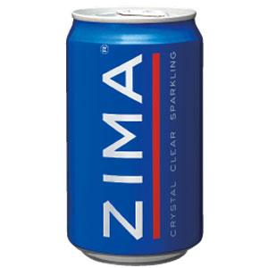 ZIMA ジーマ [缶] 330ml x 24本 [ケース販売] [2ケースまで同梱可能]