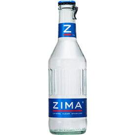 ZIMA ジーマ 瓶 275ml x 24本 送料無料※(北海道・四国・九州・沖縄別途送料) あす楽 [ケース販売] [2ケースまで同梱可能]【キャッシュレス 還元】