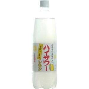 博水社 サワーペット レモン 1L 1000ml 送料無料※(本州のみ) [博水社]【母の日】