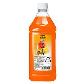 アサヒ 果実の酒 マンゴー酒 1.8L 1800ml [アサヒ カクテルコンク] 送料無料(本州のみ)