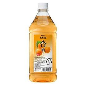 【限定割引クーポン配布中】アサヒ 果実の酒 杏酒 1.8L 1800ml [アサヒ/カクテルコンク] 送料無料※(本州のみ)