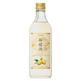 永昌源 檸檬酒 500ml にんもんちゅう レモン 送料無料※(本州のみ) [キリン]