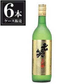 七笑 大吟醸 720ml x 6本 [ケース販売] [七笑酒造/長野県/岡永]【キャッシュレス 還元】