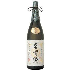 大七 純米吟醸 皆伝 1.8L 1800ml [大七酒造/福島県/岡永]