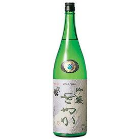 一人娘 吟醸さやか 1.8L 1800ml [山中酒造/茨城県/岡永]【キャッシュレス 還元】