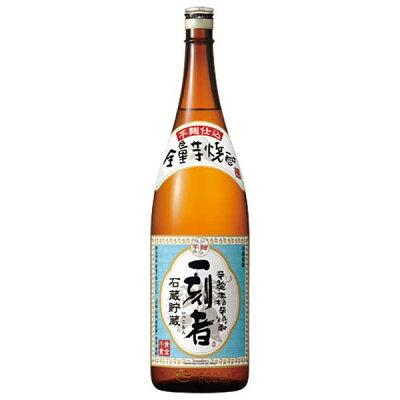 全量芋焼酎一刻者25度[瓶]1.8L1800ml[宝酒造/日本/鹿児島県]