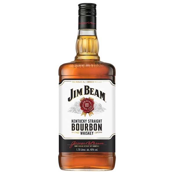 ジムビーム 40度 1.75L 1750ml [アメリカ/バーボンウイスキー/JIM BEAM]