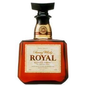 サントリー ローヤル 角瓶 43度 700ml x 12本 [ケース販売][サントリー]【母の日】
