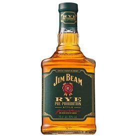 ジムビーム ライ 40度 700ml [アメリカ バーボンウイスキー JIM BEAM サントリー] 母の日 父の日 ギフト