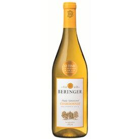 ベリンジャー カリフォルニア シャルドネ 750ml [アメリカ 白ワイン] 送料無料(本州のみ) [サッポロ] 母の日 父の日 ギフト