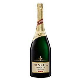 ヘンケル&カンパニー ゼクトケラライKG ヘンケル トロッケン ドライ セック ダブルマグナム 3000ml [NL/ドイツ/白ワイン/辛口/2625HE01900N]【gift】【キャッシュレス 還元】